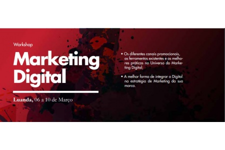 Workshop: Marketing Digital